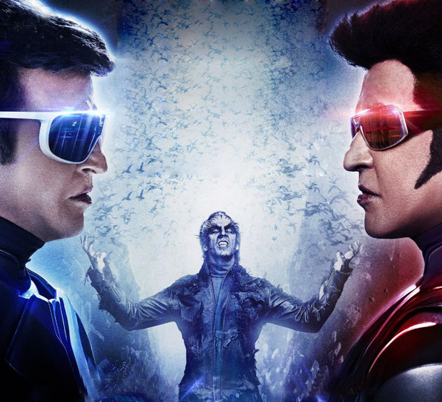 Box Office: 2.0 [Hindi] enters Rs.150 Crore Club in 10 days, emerges as a success for Rajinikanth and Akshay Kumar