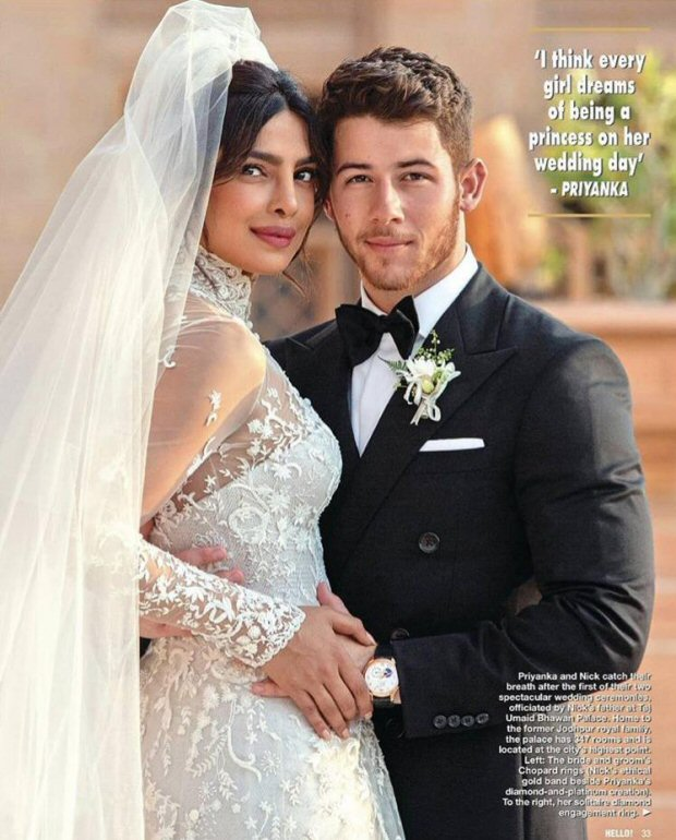 ALL INSIDE PICS: Priyanka Chopra looks beyond enchanting as Nick Jonas' bride in these UNSEEN wedding pictures