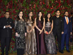Ambani Family, Bachchan Family & Nawab Family at Ranveer-Deepika Wedding Reception