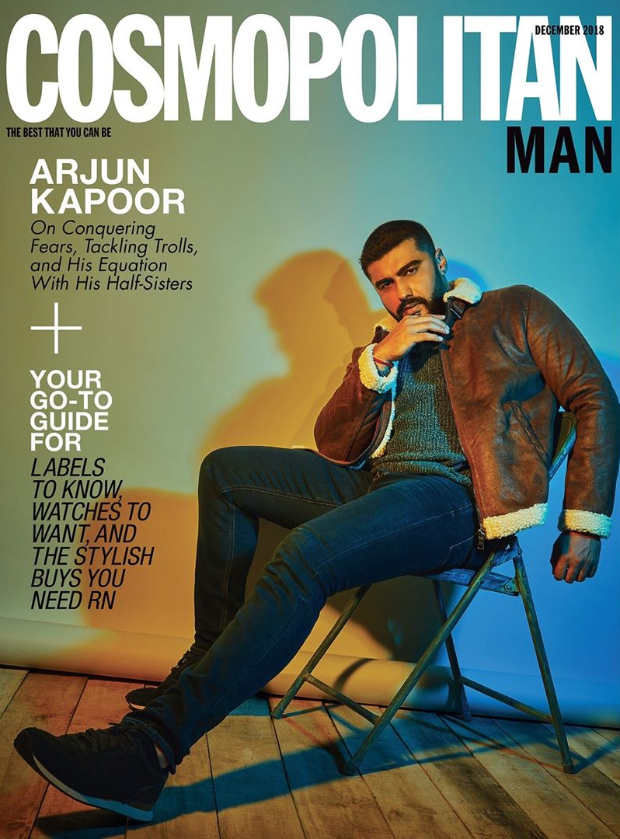 Arjun Kapoor is handling it all with a gentleman's élan - Work, Love and Life!