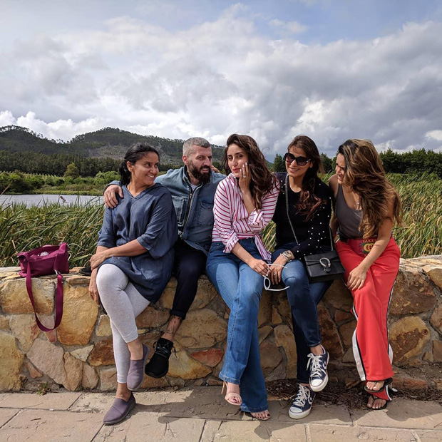 CHECK OUT: Kareena Kapoor Khan's FIRST pics from South Africa sans Taimur and Saif Ali Khan