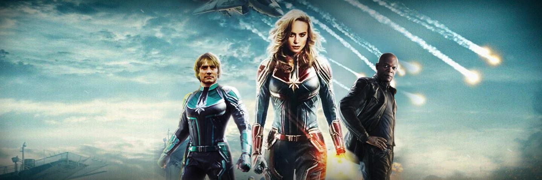 Captain Marvel (English)