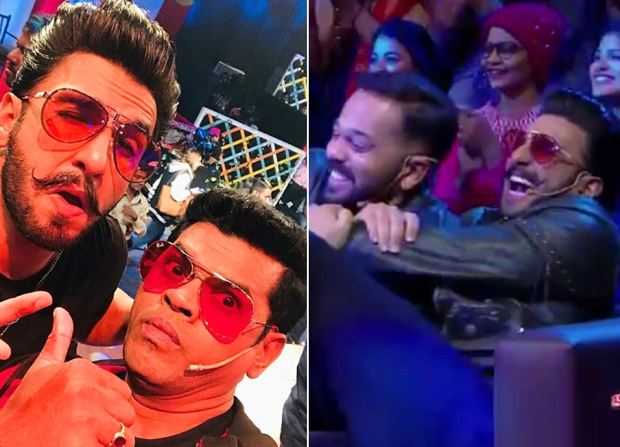 Chala Hawa Yeu Dya: Ranveer Singh, Sara Ali Khan And Rohit Shetty Burst Out In Laughter After Watching Simmba Trailer Spoof