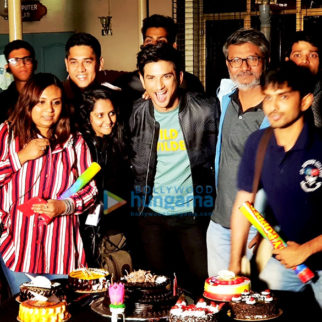 On The Sets Of The Movie Chhichhore