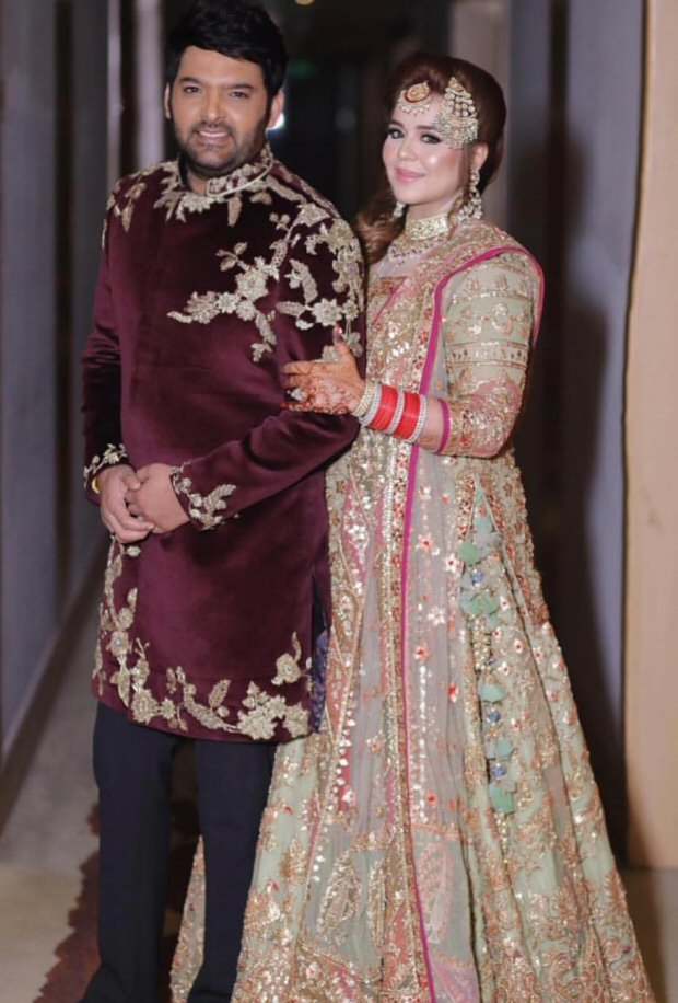 Did You Know? Kapil Sharma's Sweet Gesture For Ranveer Singh – Deepika Padukone At His Reception Floored The Simmba Star (watch Video)