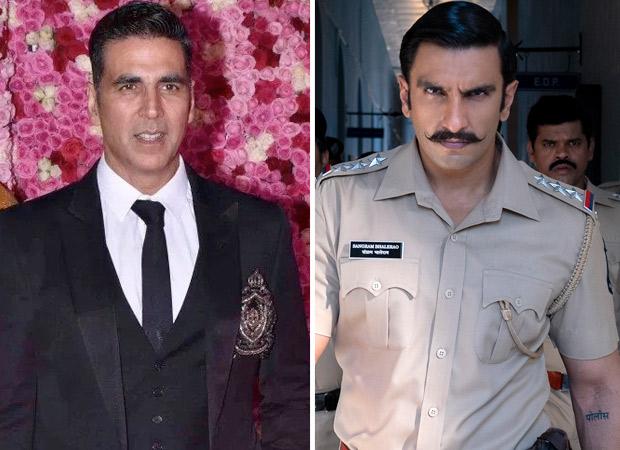 EXCLUSIVE Akshay Kumar to make explosive special appearance in Ranveer Singh starrer Simmba