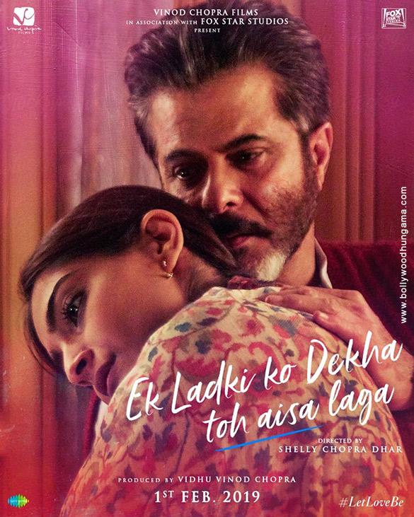 Here's Why The Father - Daughter Duo Anil Kapoor And Sonam Kapoor Chose To Do Ek Ladki Ko Dekha Toh Aisa Laga