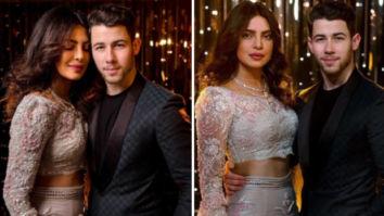 Priyanka Chopra - Nick Jonas Mumbai Reception: The newlyweds bring high voltage glamour with their radiant looks