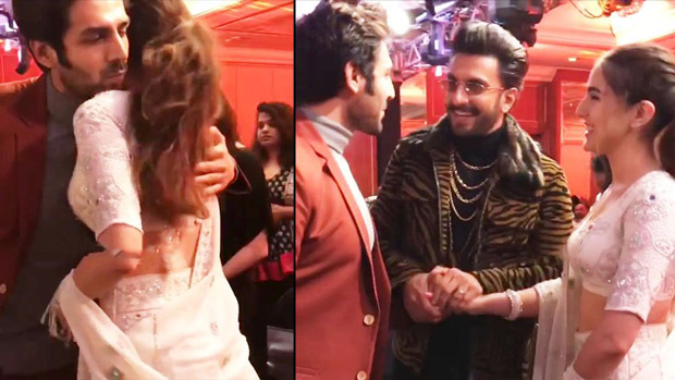 Inside Video: Sara Ali Khan And Kartik Aaryan Get A Private Moment, Finally! Here's What Happened Next