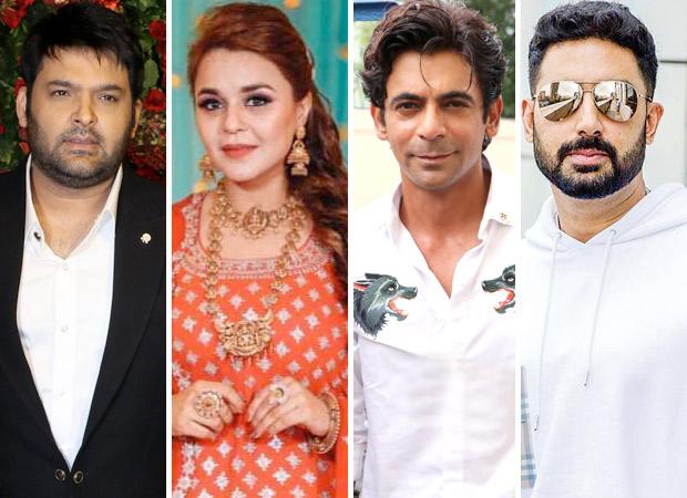 Kapil Sharma – Ginni Chatrath wedding Sunil Grover, Abhishek Bachchan wish the happy couple