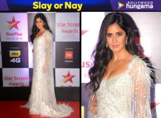 Katrina Kaif in Falguni and Shane Peacock for Star Screen Awards 2018 (Featured)