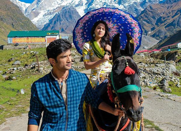 Box Office: Kedarnath Day 8 in overseas