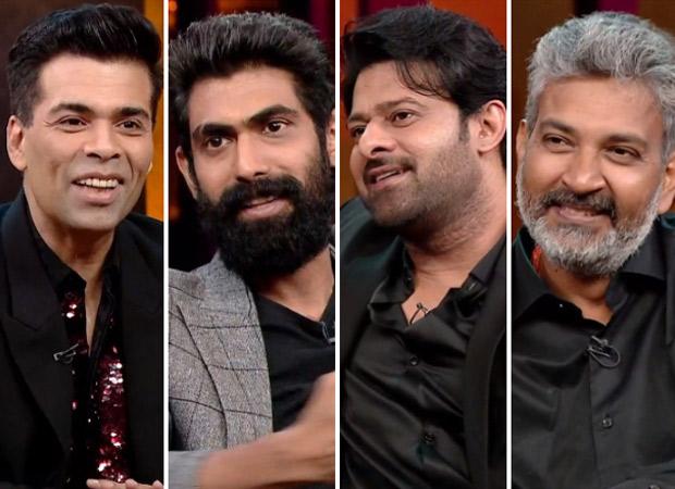 Koffee With Karan 6 Rana Daggubati opens up about his break up with Trisha, Prabhas talks about Anushka Shetty relationship rumours