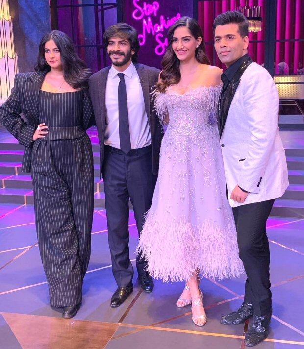 Koffee With Karan 6: Siblings Sonam Kapoor, Rhea Kapoor, Harshvardhan Kapoor to sip a CUPPA on Karan Johar's show
