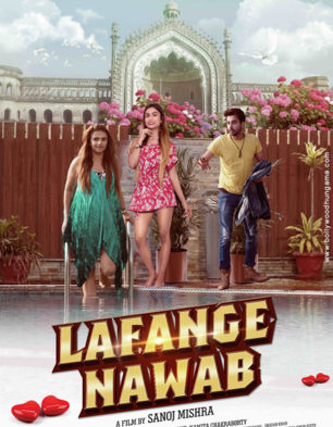 First Look Of Lafange Nawab