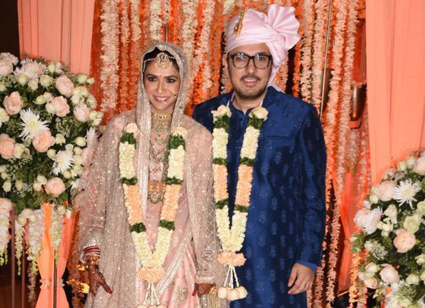 Producer Dinesh Vijan Ties the knot, Kriti Sanon, Varun Dhawan, Shraddha Kapoor, Kartik Aaryan attend pre-wedding festivities