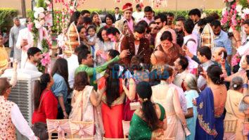 Ranveer Singh at Simmba promotions