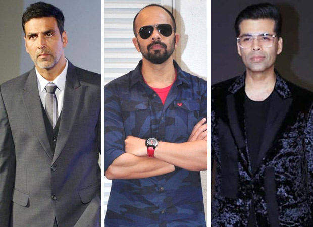 SCOOP! Akshay Kumar roped in by Rohit Shetty and Karan Johar for a joint venture