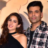 SIMMBA TRAILER LAUNCH I think it's not fair to compare both the girls - Karan Johar on Sara Ali Khan and Janhvi Kapoor facing off at award shows next year