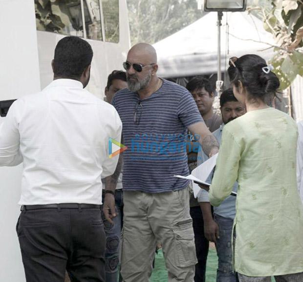 Sanjay Dutt starts shoot for Ranbir Kapoor starrer Shamshera