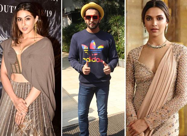 Sara Ali Khan reveals what Ranveer Singh tells her about Deepika Padukone