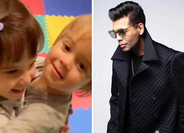 Sibling Love! Poodles Yash And Roohi Johar Don't Care For Papa Karan Johar's Toodles Video