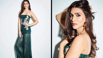 Slay or Nay - Kriti Sanon in Monisha Jaising for Salman Khan's birthday bash (Featured)