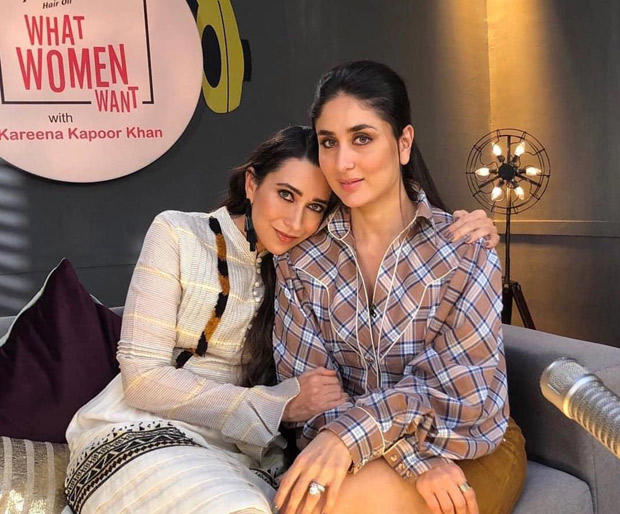 TRAILER ALERT: Radio Host Kareena Kapoor Khan OPENS UP about sibling rivalry with elder sister Karisma Kapoor on What Women What