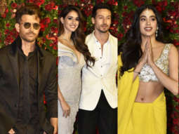 UNCUT Ranveer-Deepika's Star Studded Wedding Reception Hrithik Roshan