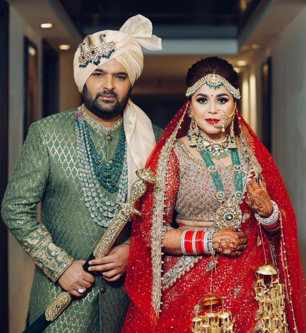 Watch Inside Video: Kapil Sharma's Wedding Ceremony With Ginni Chatrath Was Every Bit Surreal