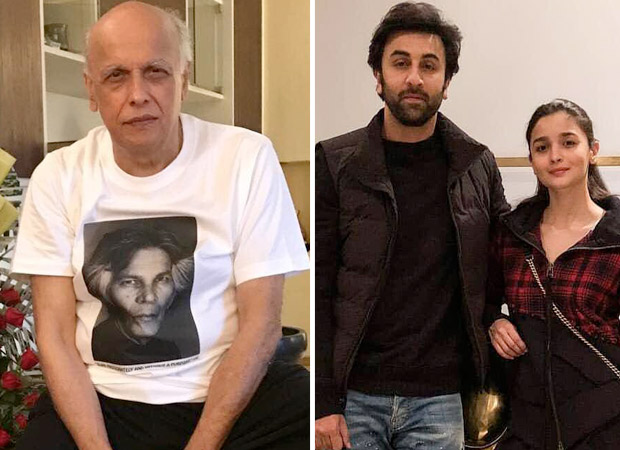 WOAH! Mahesh Bhatt announces Alia Bhatt and Ranbir Kapoor are in LOVE, opens up about their marriage
