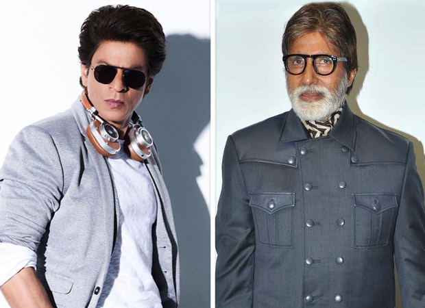Shah Rukh Khan and Amitabh Bachchan may come together in Badla?