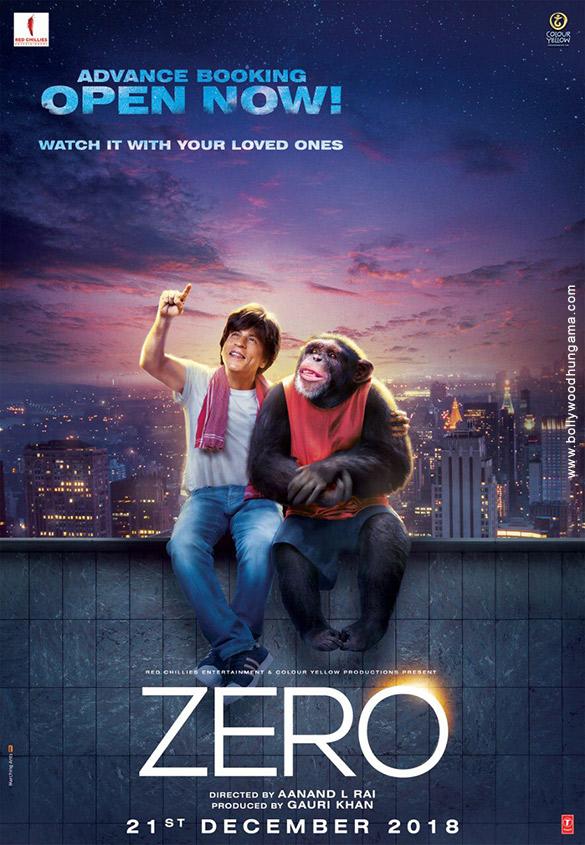 ZERO (2018) con Shah Rukh Khan + Jukebox + Sub. Español + Online Zero-7