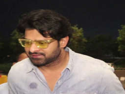baahubali Actor Prabhas, Alia Bhatt and others Spotted at Mumbai Airport