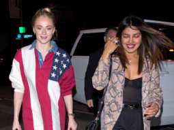 'J sisters' Priyanka Chopra and Sophie Turner make it a girls night in Los Angeles