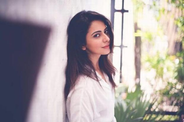 Rakul Preet's Look From Marjaavaan Revealed?