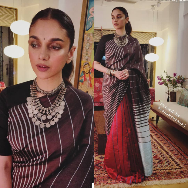 Slay Or Nay: Aditi Rao Hydari In Payal Khandwala For Urja Awards 2019