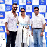 Ajay Devgn and Kajol grace the Hindustan Unilever Limited Plastic Banega Fantastic event