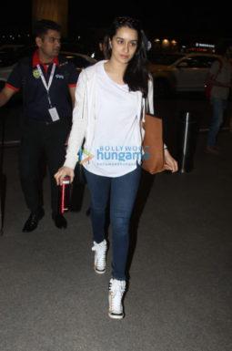 Alia Bhatt, Anil Kapoor, Danny Denzongpa and others snapped at the airport