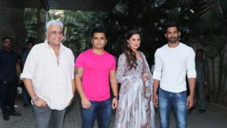 Amavas Trailer Launch Nargis Fakhri Sachin Joshi Mona Singh T-Series