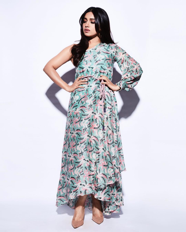 Slay Or Nay: Bhumi Pednekar In An Inr 11,190/-jodi Life Dress For An Event