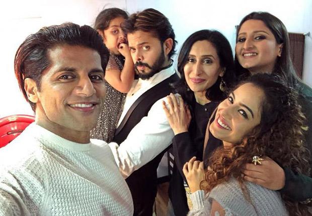 Bigg Boss 12: What Rivalry? Sreesanth, Karanvir Bohra, Srishty Rode, Shilpa Shinde Party Together