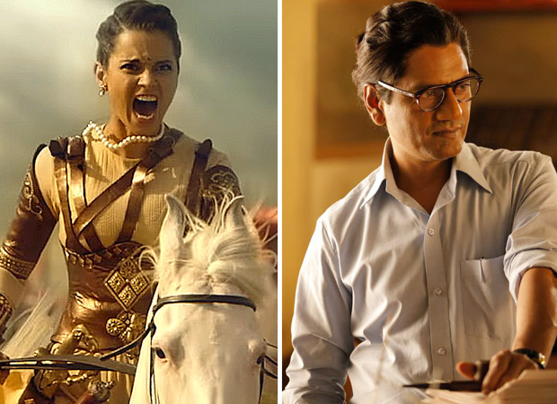 Box Office Manikarnika - The Queen of Jhansi and Thackeray - Monday updates