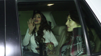 Daisy Shah Spotted at PVR Juhu