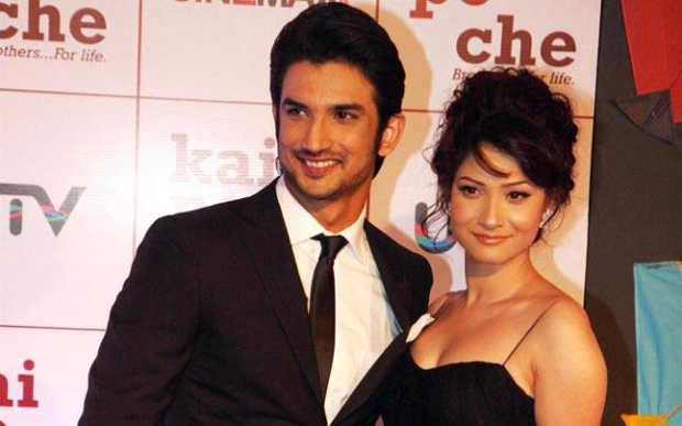 Despite Their Past Ankita Lokhande Doesn't Mind Working With Sushant Singh Rajput