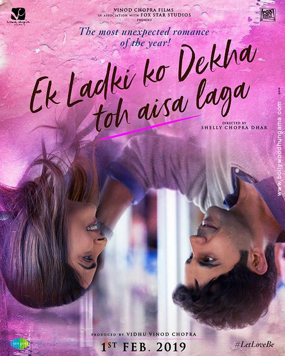 First Look Of The Movie Ek Ladki Ko Dekha Toh Aisa Laga