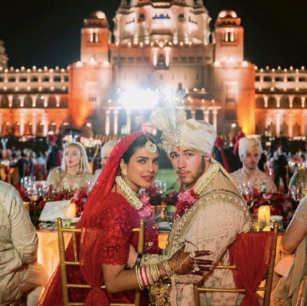 Flashback! Here Are Some Unseen Moments Of Parineeti Chopra, Madhu Chopra From The Grand Priyanka Chopra - Nick Jonas Wedding