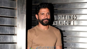 Celebs snapped at Farhan Akhtar's birthday bash at Zoya Akhtar's residence