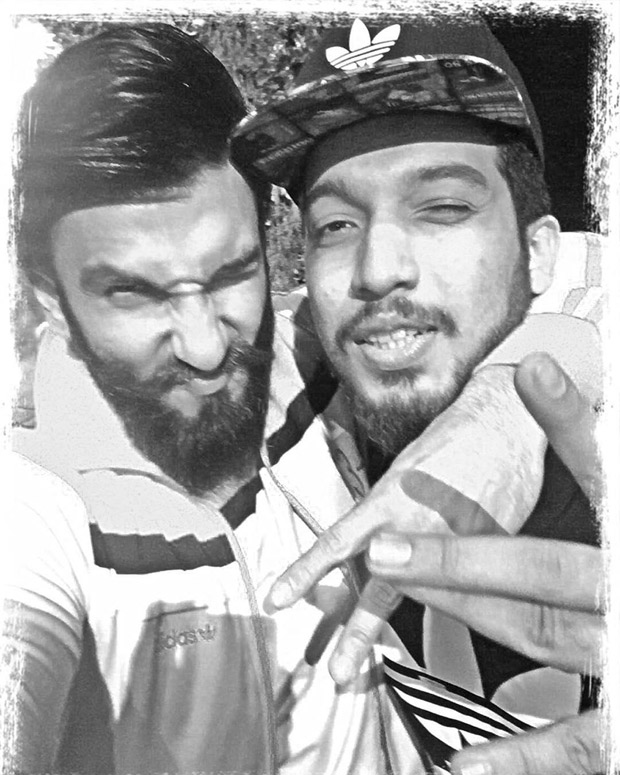 Flashback Friday When Ranveer Singh met original Gully Boy Naezy