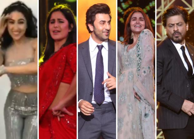 Umang 2019: Sara Ali Khan Sizzles In Her Debut Performance, Shah Rukh Khan, Katrina Kaif, Ranbir Kapoor, Alia Bhatt, Janhvi Kapoor Make It A Grand Night